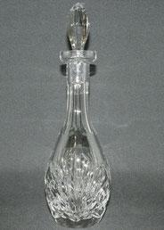 Likör Karaffe, schlanke Form, Bleikristall, 31,5 cm, 400 ml ,€ 55,00