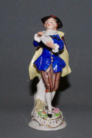 Sitzendorf, Porzellanfigur, Dichter, 14,5 cm , € 125,00