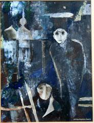 Russischer Traum Josef Sanke (1893-1975,Aachen), € 600,00