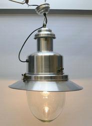 1. von 6. Industrial Style, Fisher lamp, Aluminium, Glas , Ø 41,5 cm , Höhe 70, € 129,00
