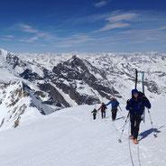 Bergführer Lechtal Tirol
