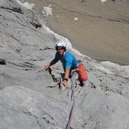 Alpinklettern Lechtal