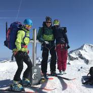 Skitour Tirol Wildspitze Großglockner Bergführer