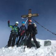 Bergführer Wildspitze Großglockner Ortler Piz Palü
