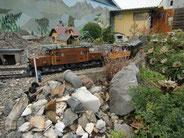 August - Albula-Erlebniszug