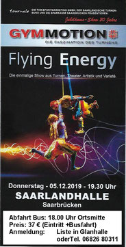 Flyer GymMotion - Flying Energy