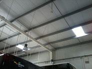 Detalle apertura techo