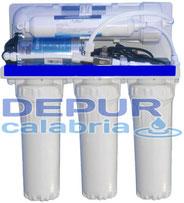 Depuratore acqua ad osmosi inversa
