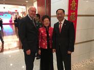 25.02.2019: Botschafter SHI Mingde verabschiedet sich