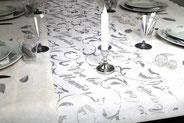 chemins de table mariage