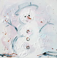 UH-ART Weihnachtskarte für die Stiftung Theodora