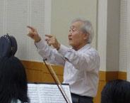 指揮者:前澤均氏