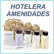 Envases amenidades hoteleras