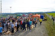 Zuschauer Speedcarving 2014 Volketswil, Foto Maag-isch