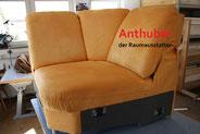 Bild: Couch aus Passau nach der Reparatur