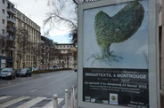 """MiniArTextile """"Agora'"""" a Parigi"""