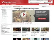 Learn English while watching videos
