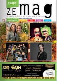 ZE mag MDM 58 octobre 2015