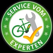 Service Experten im e-motion e-Bike Premium Shop in Bonnin der e-motion e-Bike Welt in Frankfurt