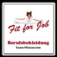 Logo von Fit for Job Berufsbekleidung