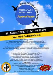 Jugendfliegen 2020 MFG Eudenbach