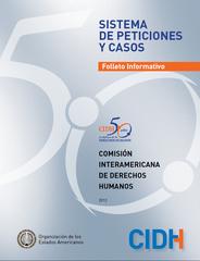 Sistema de peticiones y casos- CIDH