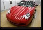 Porsche Carrera RED