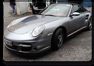 Porsche 911 Burdeos
