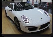 Porsche 911 Blanco brillo