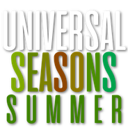 Universal Seasons Summer Logo