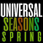Universal Seasons Spring Logo