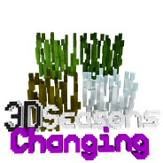 3D Seasons Changing Logo