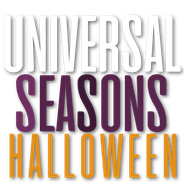 Universal Seasons Halloween Logo