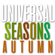 Universal Seasons Autumn Logo