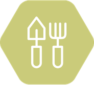 Estudio, acondicionamiento y montaje de Jardines Privados y Comunitarios