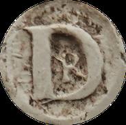 DR monogram