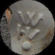 WHV monogram