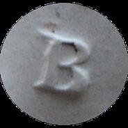 B en V aan twee zijden