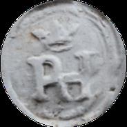 RH monogram gekroond