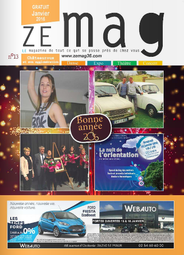 ZE mag 36 chateauroux n°13 janvier 2016