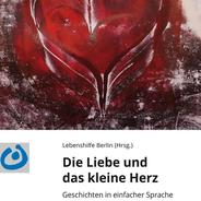 Delmenhorster Schriftstellerin Katy Buchholz / Anthologie / rotes Herz und weißem Hintergrund