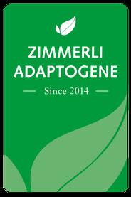 Logo Zimmerli Adaptogene - Since 2014