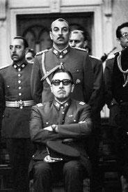 Augusto Pinochet og generalerne