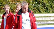 Nachdenklich verließ Evert König nach dem 1:4 gegen Oldersum das Hoheellernstadion und teilte dann dem VfL-Vorstand seinen Rücktritt mit.