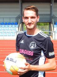 Sven Laufhütte glänzte gegen seinen Ex-Club mit einem Tor und einer Vorlage.