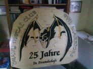 Geschenk für unsere Freunde aus Butzbach