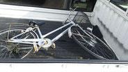 無残なブリヂストン自転車
