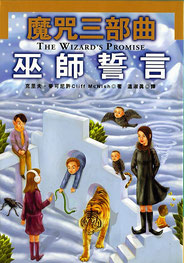Chinese cover The Wizard's Promise