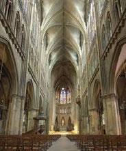 Metz - Stephansdom (Bildquelle: Wikipedia)