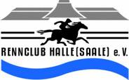 Bild: Logo Galopprennbahn Halle (Saale)